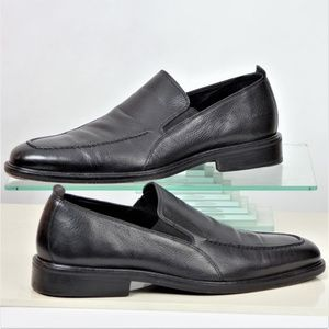 Cole Haann C05511 Size 11.5 M Black Leather Loafer